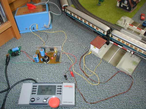Die Wagners - Projekte - Modellbahn